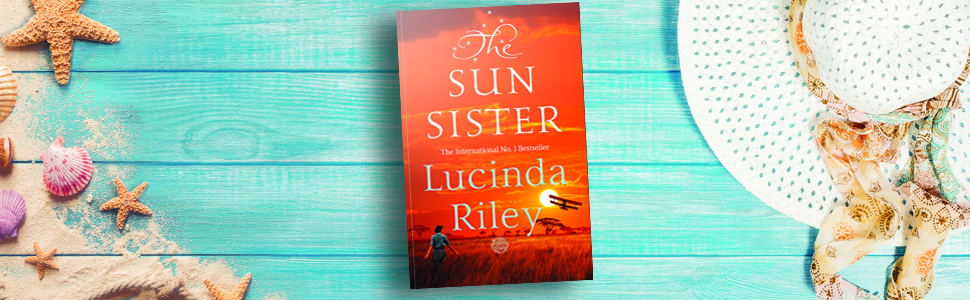 the sun sister, lucinda riley, macmillan