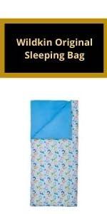 wildkin mermaids sleeping bag