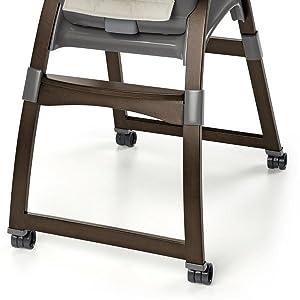 Amazon Com Ingenuity Trio 3 In 1 Wood High Chair