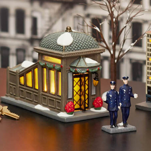 Department 56 Christmas in the City Lighting Features