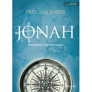 Jonah: Navigating a Life Interrupted (Bible Study Book