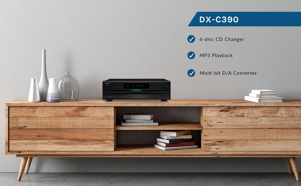 Onkyo DXC390
