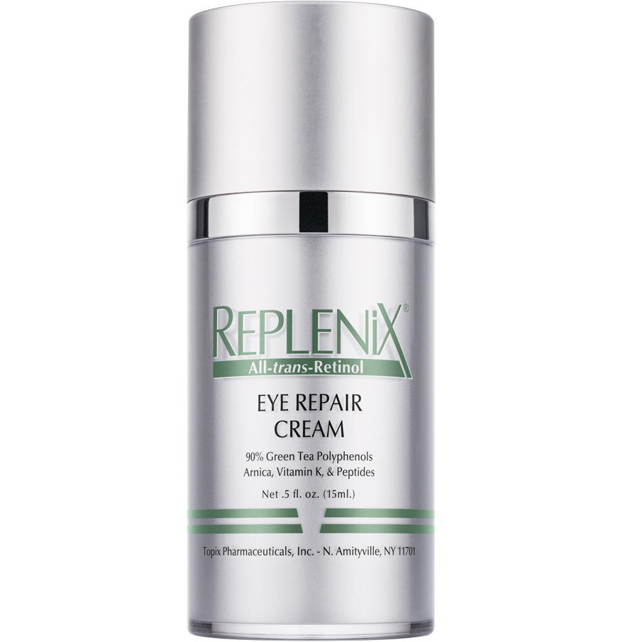 Replenix All-trans-Retinol Eye Repair Cream with Retinol, Vitamin K and  Antioxidants, 0 5 Fl Oz