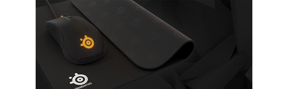 QcK+ mini gaming mousepad, gaming mouse pad