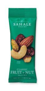 Grab & Go Classic Fruit + Nut Trail Mix