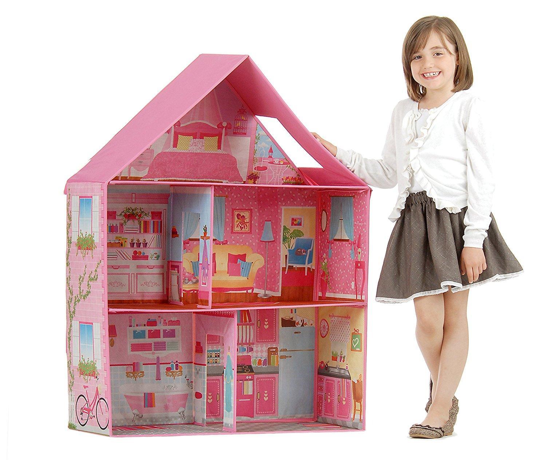Calego Traditional Doll House, Dollhouses