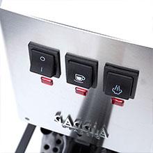 Rocker Switches, Indicator Lights