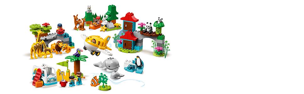 ブロック レゴ デュプロ おもちゃ 玩具 知育 プレゼント  誕生日 たんじょうび 0,歳, 才
