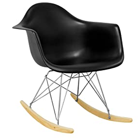 Eames Rocker, Eames Rocking Chair, Paris Tower Rocker, Paris Tower Rocking  Chair,
