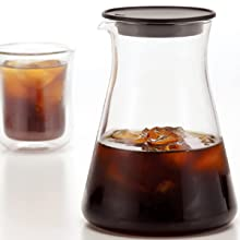 iwaki イワキ 耐熱 ガラス コーヒー サーバー ウォーター ドリッパー ドリップ 440ml KT 8644 CL1 珈琲