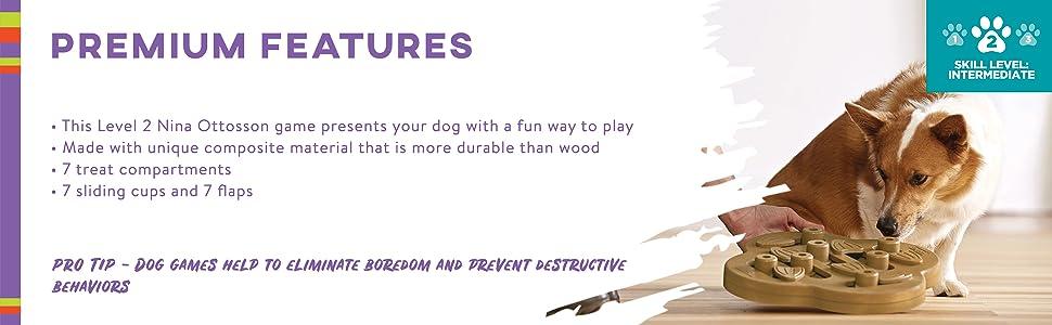 treat puzzle dog toy, dog puzzle, dog game, dog treat game, interactive dog toys, dog treat puzzles