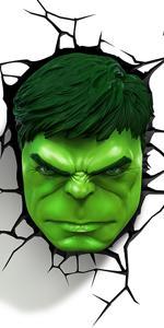 Marvel Hulk Face