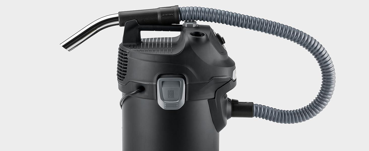 Kärcher Aspirador en seco y de ceniza AD 2 600W, 14L (1.629-711.0): Amazon.es: Hogar