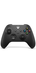 Controller Wireless per Xbox – Nero carbone