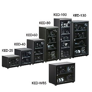 HAKUBA ハクバ 防湿庫 KED E-ドライボックス