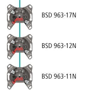 Axing Bsd 963 00n Multimedia Stichdose 6 Db Elektronik