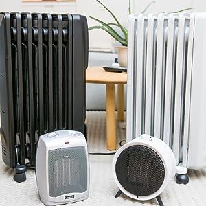 radiador de aceite, calentador, heater, fan, libre de bpa