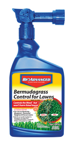 Bermudagrass Control for Lawns
