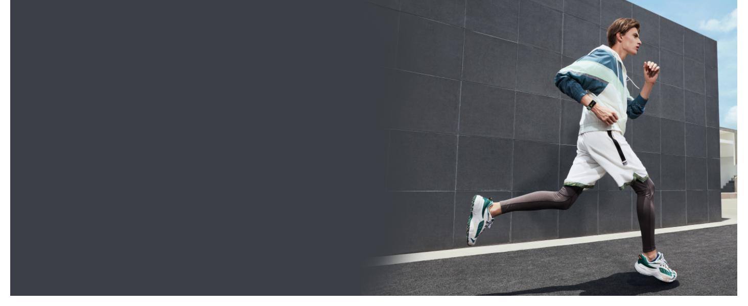 workout modes;