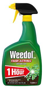 Weedol Gun! Fast Acting Weedkiller