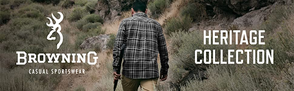 browning hunting lifestyle apparel