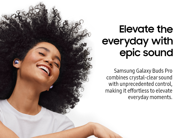 Galaxy Buds Pro, wireless headphones, workout headphones