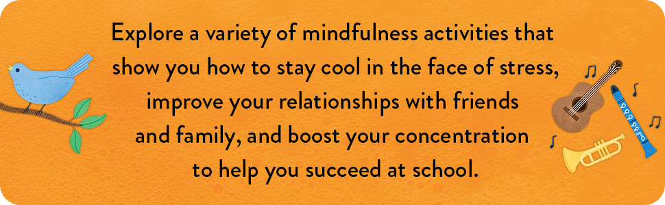 Mindfulness for teens, mindfulness for kids, cards, mindful games, mindfulness for teachers