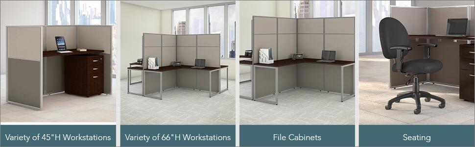 bbf,bush business furniture,easy office,mocha cherry,cherry,contemporary,bush,bush industries