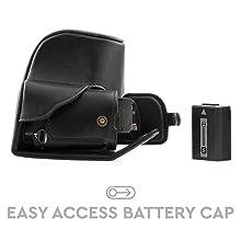 Sony Alpha A6000 Camera Case Black