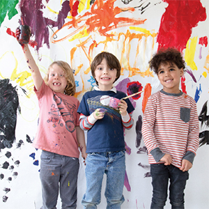 creativity kids painting