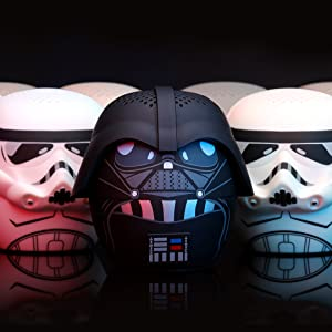 Stormtrooper, Star Wars, Bluetooth Speaker, Darth Vader