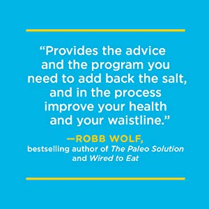 The Salt Fix, books on health, books about salt, eating healthy books, sugar free eating