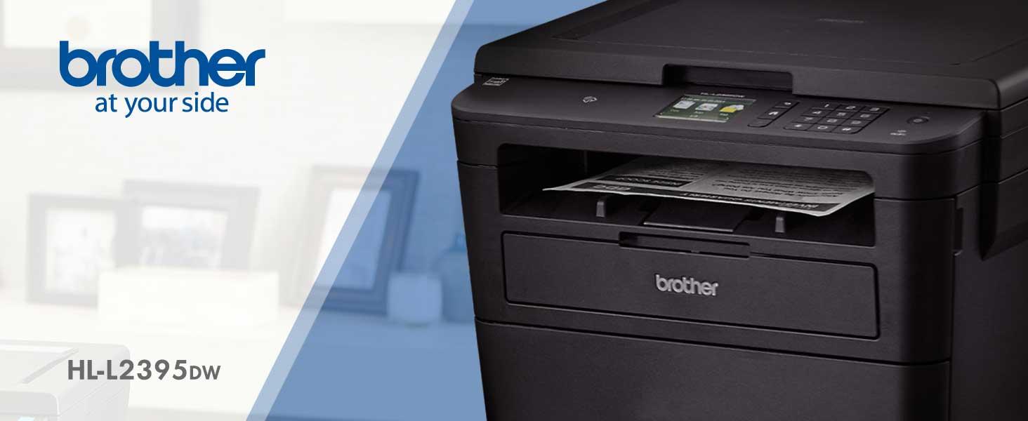 HL-L2395DW, brother laser printer