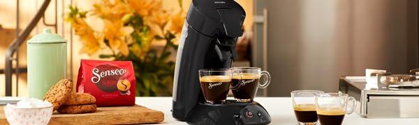 Senseo, coffee, coffee maker