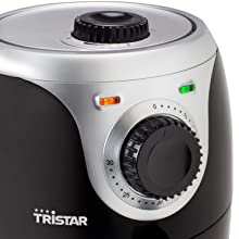 Tristar FR-6980 Freidora Crispy Mini - Freidora sin aceite de ...