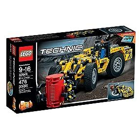 LEGO Bergbau-Lader