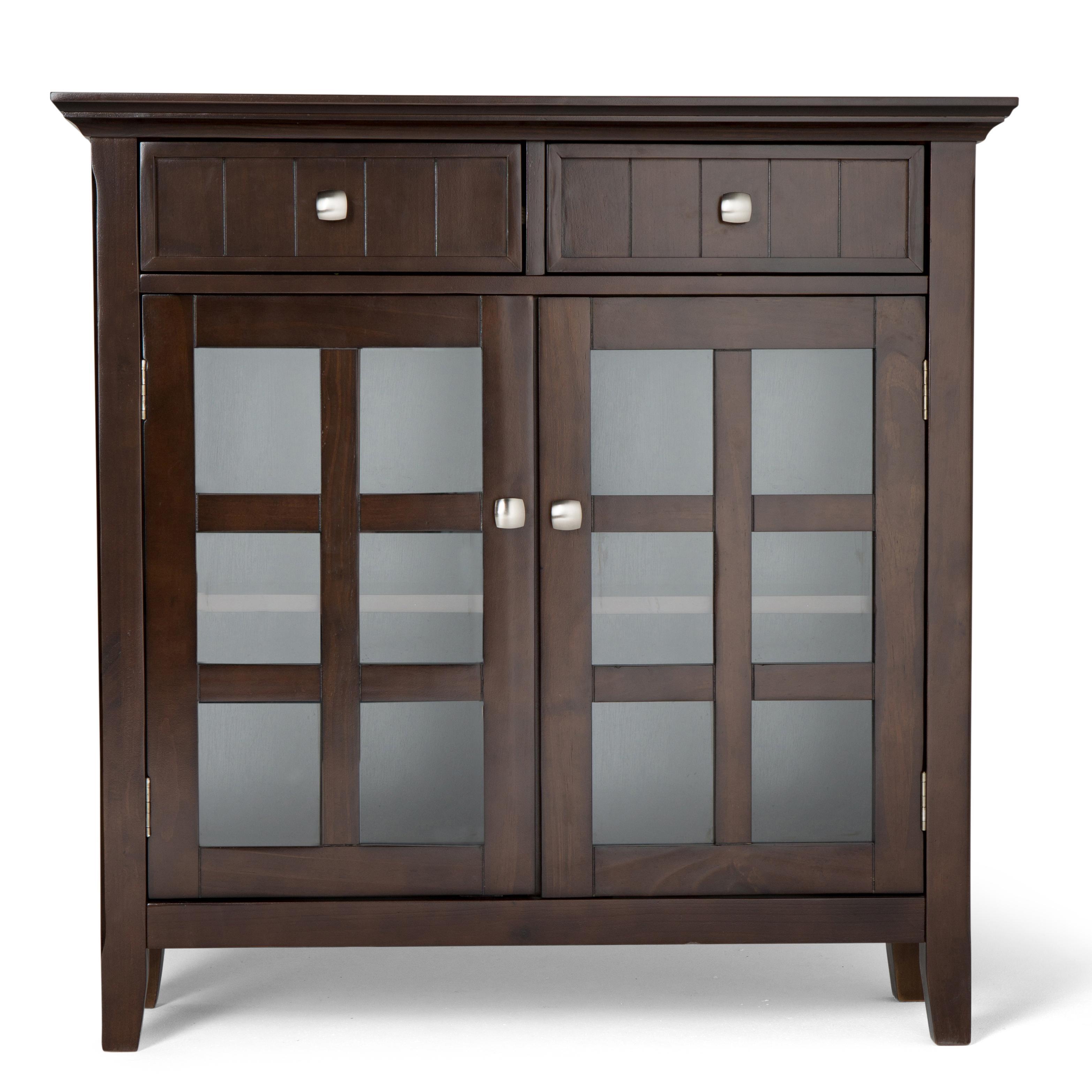 Amazon Com Simpli Home Axwell3 013 Acadian Solid Wood 36