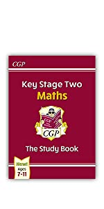 KS2 Maths - The Study Book
