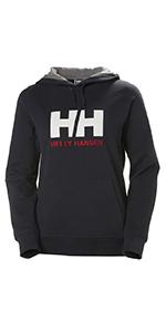 helly hansen womens hh logo hoodie