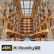 4K X reality Pro