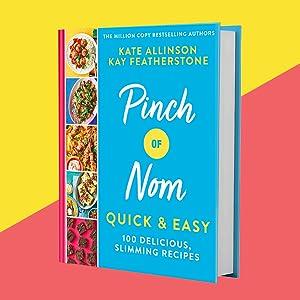 pinch of nom, pinch of nom quick & easy, bluebird, kay featherstone, kate allinson