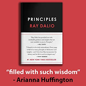 Principles, Arianna Huffington, Ray Dalio, Finance, self-help