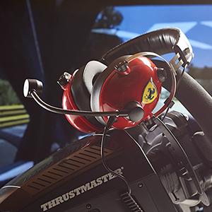 thrustmaster, race kit, ferrari, scuderia ferrari, scuderia ferrari race kit, volante ferrari