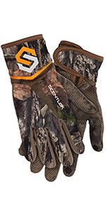 gloves, hunting, scentlok