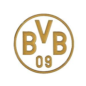 Borussia Dortmund 17150100 Bvb Autospiegelball 2 Gelb 0 Amazon De Sport Freizeit