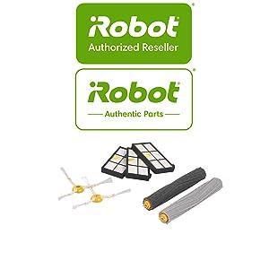 iRobot Roomba 980 Wi-Fi Connected Vacuuming Robot