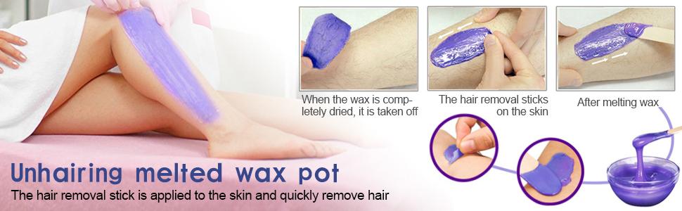 Removal Waxing Kit