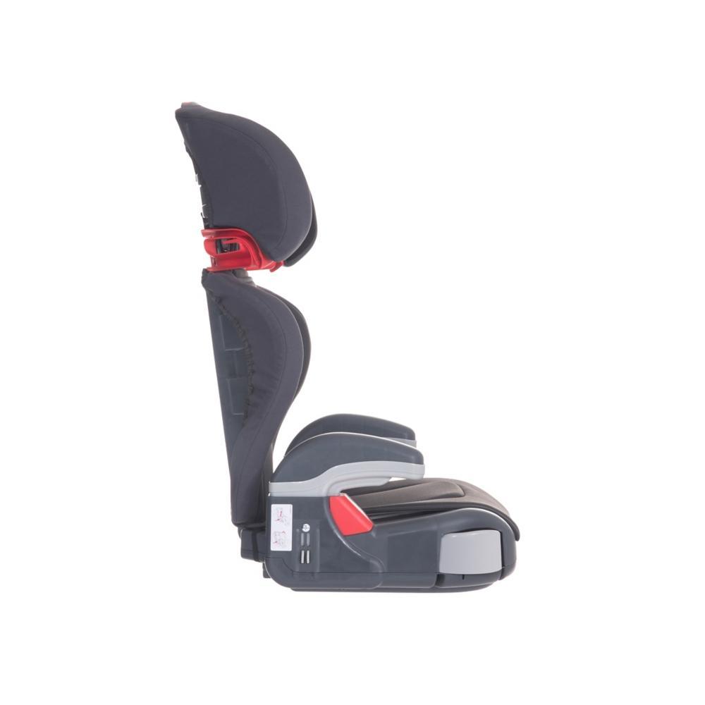 graco junior maxi lightweight highback booster car seat group 2 3 midnight black. Black Bedroom Furniture Sets. Home Design Ideas