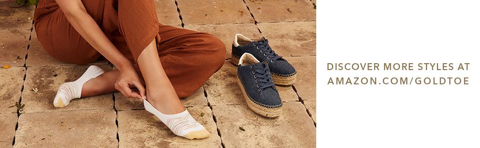 socks, gold toe socks, womens socks, sneaker socks, low cut socks, favorite socks