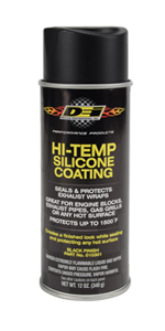 High-Temperature Silicone Coating Spray